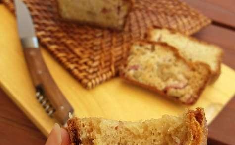 Cake bacon et olives