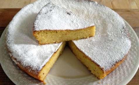 Gâteau de riz au safran