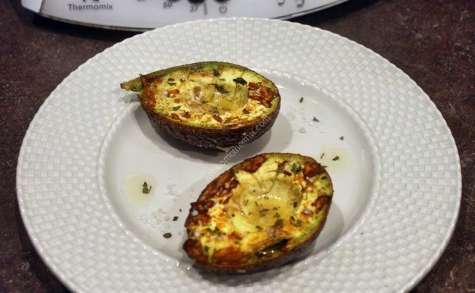 Avocat grillé et sa marinade au thermomix