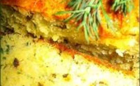 Cake aux grains de fenouil et aneth