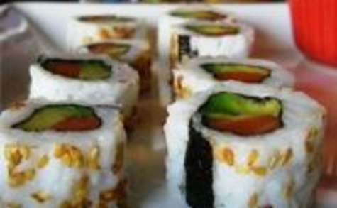 California Roll Avocat Saumon