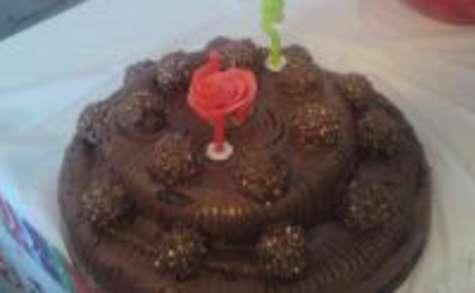 recettes de gâteau par certi'ferme : gâteau au chocolat et caramel