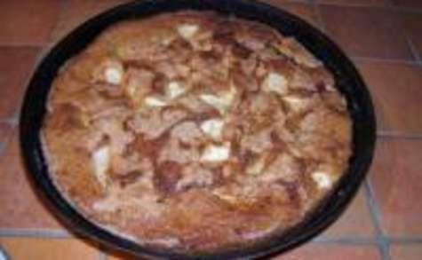 recettes de dessert par certi'ferme : gâteau polonais (babka
