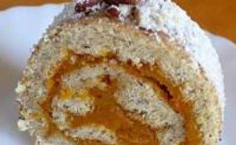 Roulé Noisette, Butternut & Orange sans Gluten