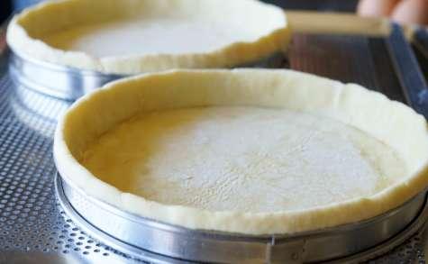 Foncer un cercle à pâtisserie
