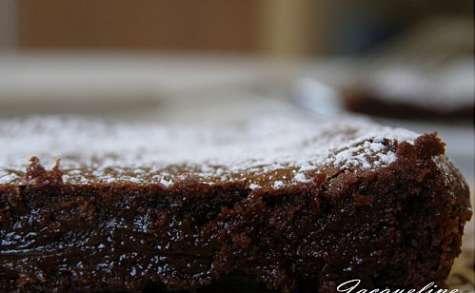 Fondant très chocolat Un appel à la gourmandise:-)