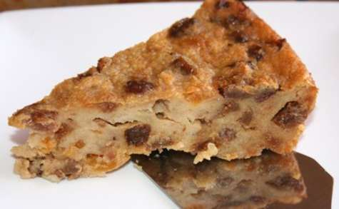 Gâteau de pain aux fruits secs