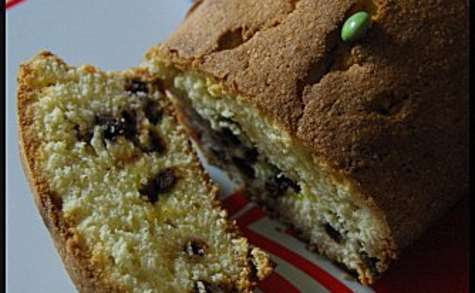 Cake au smarties