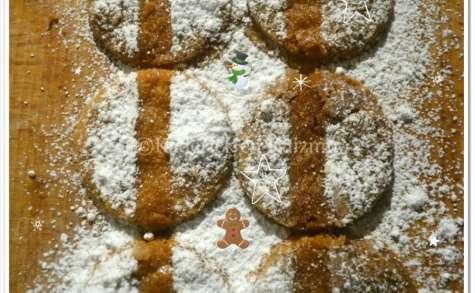 Petits Gâteaux aux Amandes et zestes de Citron