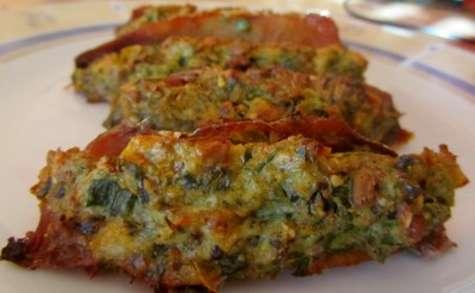 Sardines farcies aux blettes et aux herbes