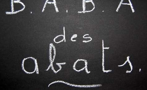 B.a.ba des abats: comment parer un rognon