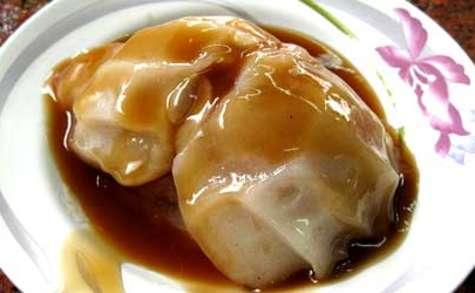 Ba wan - boule de viande