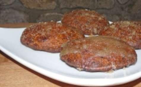 Scones flocons d'avoine-sirop d'érable (vegan)