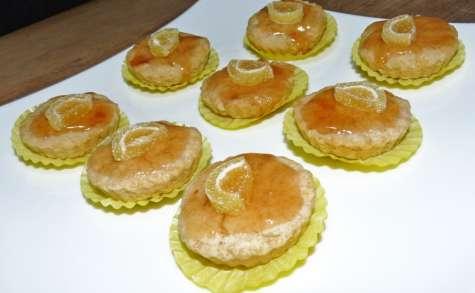 Les mignons au citron (vegan)