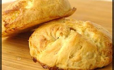 Petits pains briochés à la marmelade d'orange