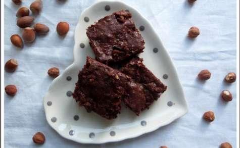 Le brownie chocolat-noisette de Lisa