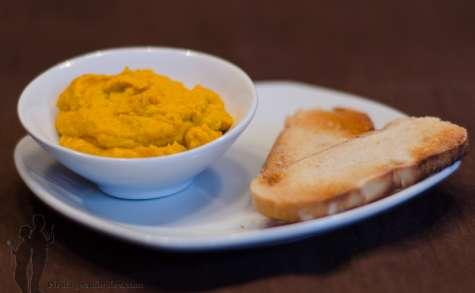 Crème de carotte au thym