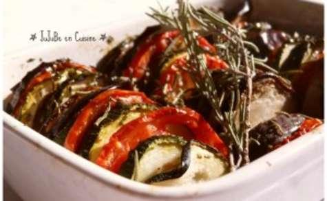 Tian de légumes provençaux (gratin de légumes)