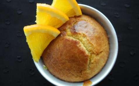 Muffins à l'orange et à l'huile d'argan