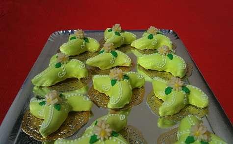 Arayéche gâteau algérien aux amandes de Anissa