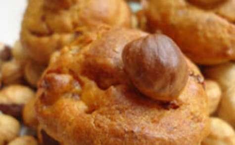 Muffins de patate douce, épicés ou pas