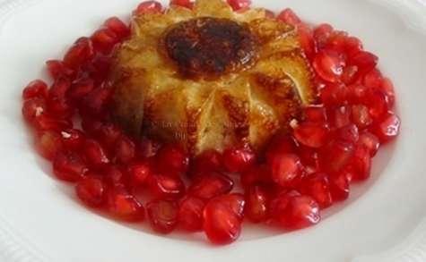 Petits Puddings de Tapioca à la Vanille et aux Pommes