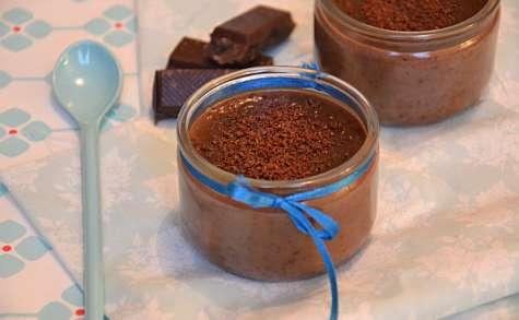 Crème gourmande au chocolat
