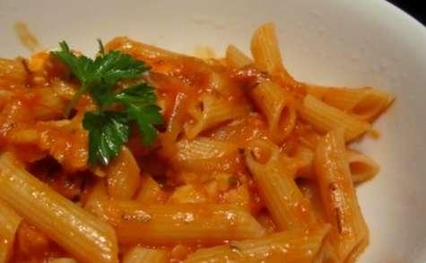 Sauce « bolognaise » au colin