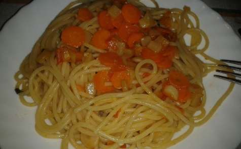 Spaghetti de Enzo