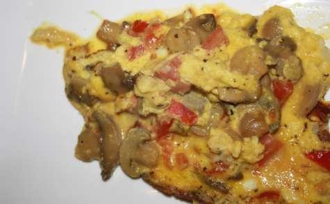 Mon omelette