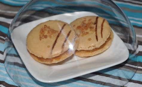 Macarons spéculos