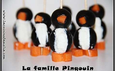 Pingouins apéritif