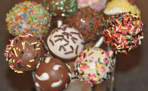 Cake pops méthode Bakerella