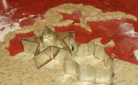 Sablés Parmesan – Pavot