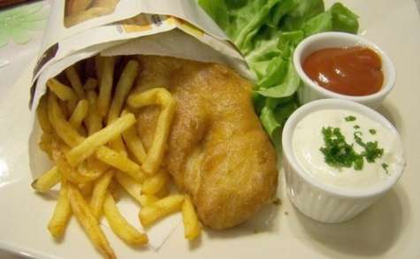 Fish and Chips authentique