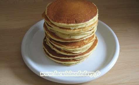 Pancakes Internationaux