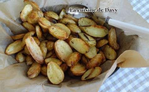 Pommes de terre nouvelle rôties