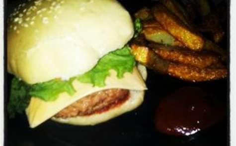Buns pour hamburger maison