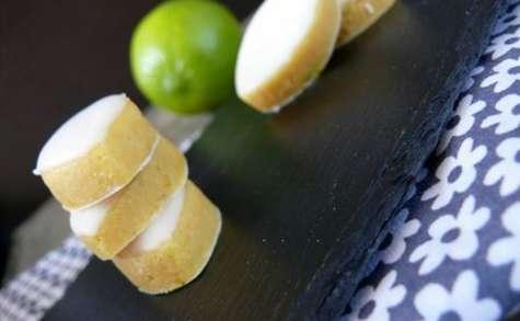 Calissons au citron vert