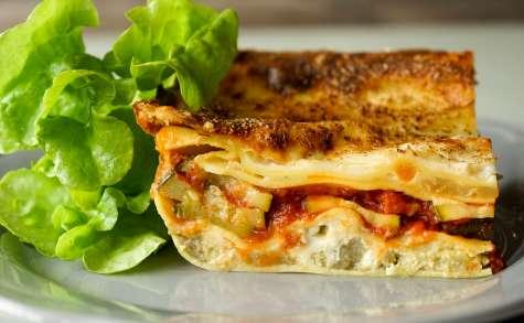 Lasagnes de légumes