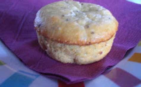 Simili muffins au kiwi