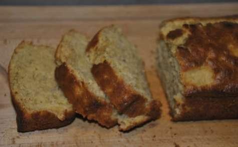 Cake pommes/banane de Pascale Weeks