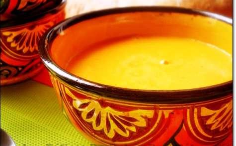 Soupe ou Velouté de Potimarron