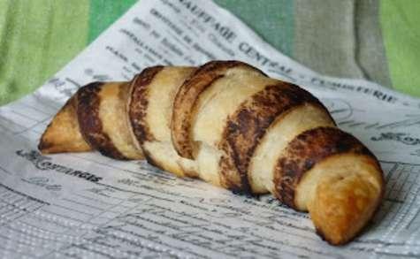 Croissants chocolat et amandes