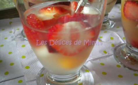 Sangria blanche