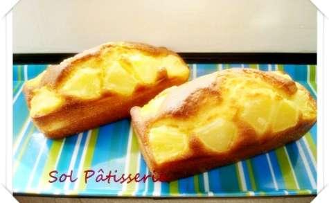 Mini cakes à l'ananas