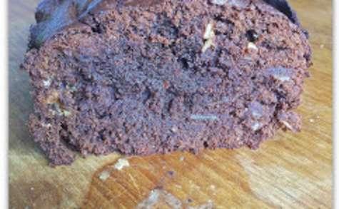 Cake chocolat-amandes