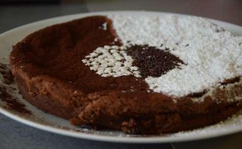 Fondant au chocolat Zéro culpabilité