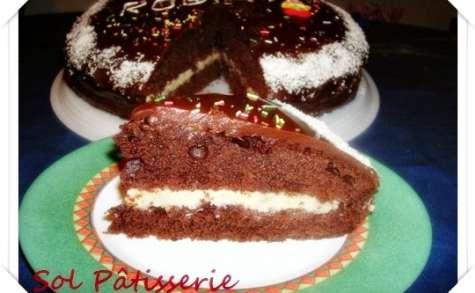 Gâteau prestige