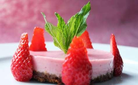 Yogourtcake à la fraise